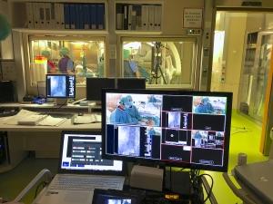 Live-Case Übertragung aus dem AKH Wien